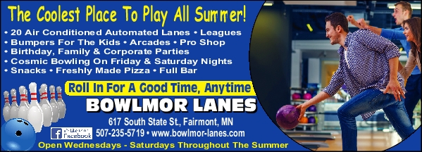 Summer Fun at Bowlmor!